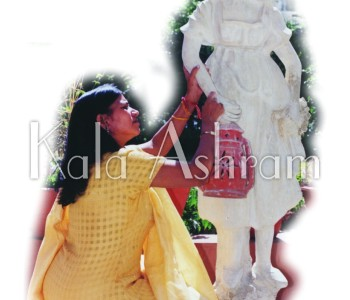Artist&Statue